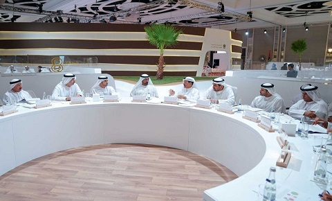 UAE Government meeting