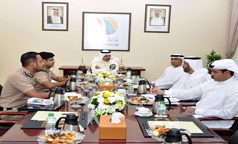 UAE Official Meetings